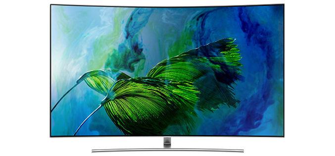 REVIEW – Televizor QLED Curbat Smart Samsung 55Q8C, 4K Ultra HD