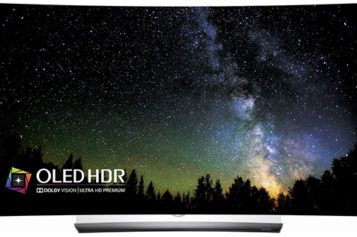 REVIEW – Televizor OLED Curbat Smart 3D LG OLED65C6V, 4K Ultra HD