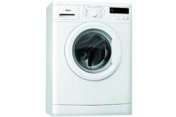 REVIEW – Masina de spalat rufe Slim Whirlpool AWS 71000, 6th Sense Colours, 7 Kg, 1000 RPM, Clasa A+++