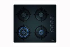 REVIEW – Plita incorporabila Bosch POH6B6B10, 4 Arzatoare, Gaz, Aprindere electrica, 60 cm, Negru