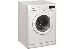 REVIEW – Masina de spalat rufe 6th Sense Whirlpool AWO/C62200, 1200 RPM, 6 kg, Clasa A++, Display LCD, Alb