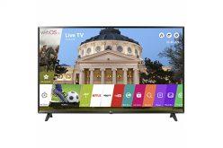 REVIEW – Televizor LED LG 43LJ594V – webOS 3.5 la super pret!