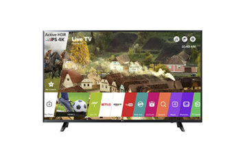 REVIEW – Televizor LED Smart LG 43UJ620V – 4k Ultra HD la un super pret!