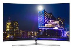 REVIEW – Televizor LED Curbat Smart Premium Samsung, 138 cm, UE55MU9009, 4K Ultra HD, Dotat bine cu Tizen