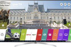 REVIEW – Televizor LG 65SJ950V, 164 cm – Smart si Super UHD!
