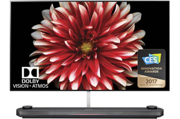 REVIEW – Televizor OLED Smart LG OLED65W7V – Imagine si sunet de exceptie!