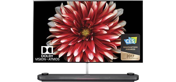 REVIEW – Televizor OLED Smart LG OLED65W7V – Imagine si sunet de exceptie!
