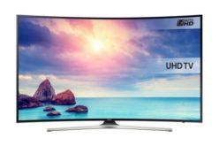 REVIEW Samsung UE49KU6100 – Un design subitre la un pret de TOP !