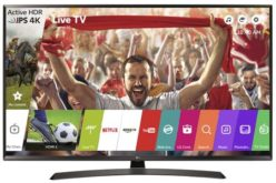 REVIEW LG 55UJ634V – 4k la un pret Smart !